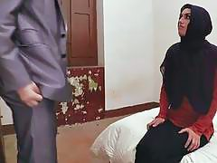 Arab Ex Girlfriend Strips And Rides Long Dong